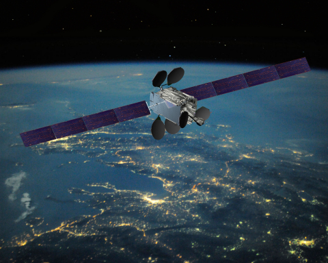 Intelsat 33e (Photo: Business Wire)
