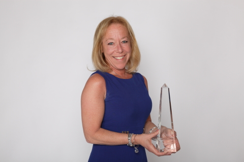 Tyler Excellence Award winner Edye McCarthy of the Town of Greenburgh, New York. (Photo: Business Wire)