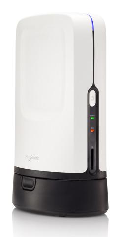 SlingStudio Hub & Battery (Photo: Business Wire)