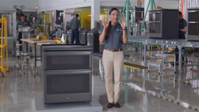 Look Ma No Hands, 30 seconds, Commercial from GE Appliances