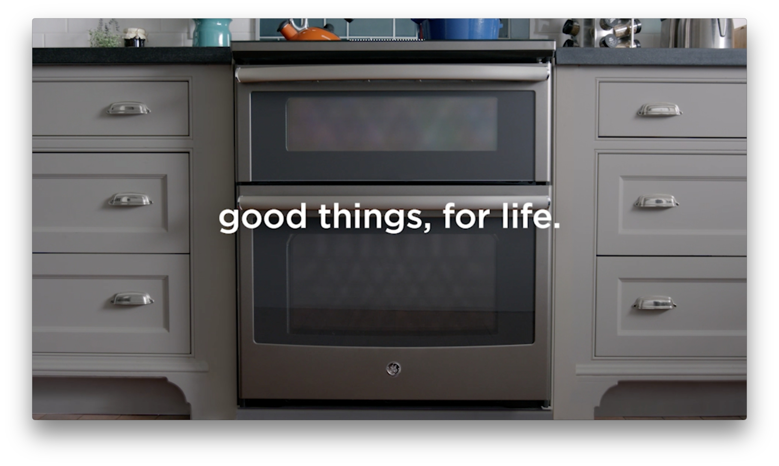 GE Appliances Launches New Tagline, New Campaign | Business Wire