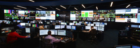 Intelsat's Network Operations Center (Photo: Business Wire)