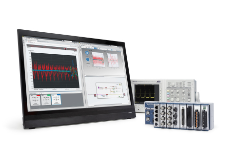 New workflows in LabVIEW NXG mean users can acquire, analyze and export measurement data without programming. (Photo: Business Wire)
