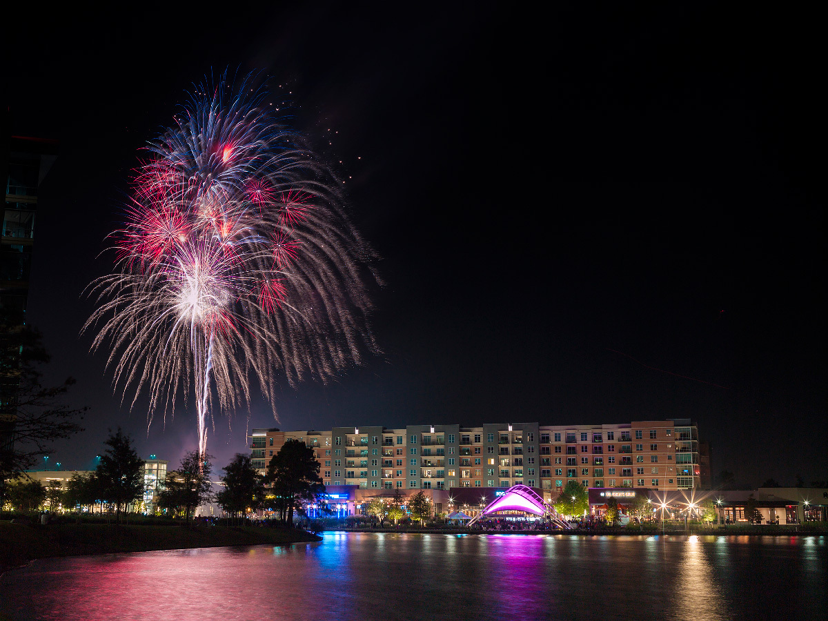 The Woodlands®, Texas (Photo: Business Wire)