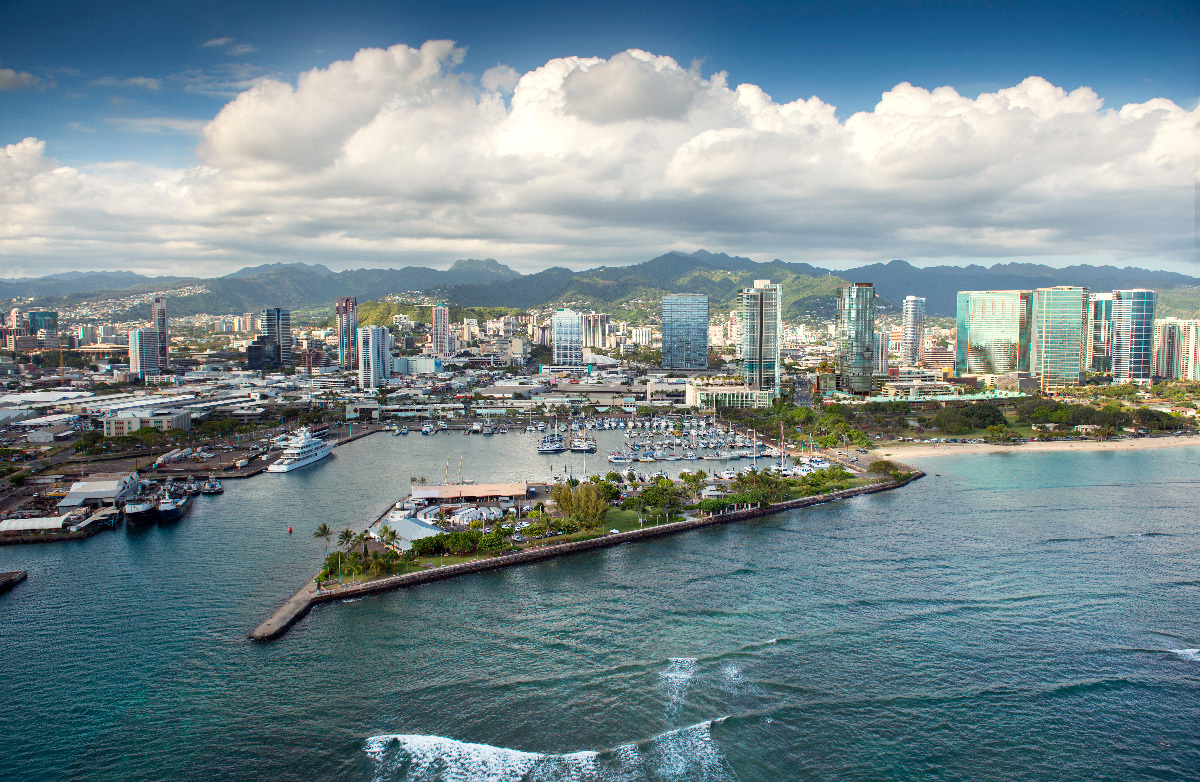 Ward Village®, Hawai'i (Photo: Business Wire)