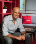 OutSystems Paulo Rosado Recognized as Top-Rated CEO (Photo: Business Wire)