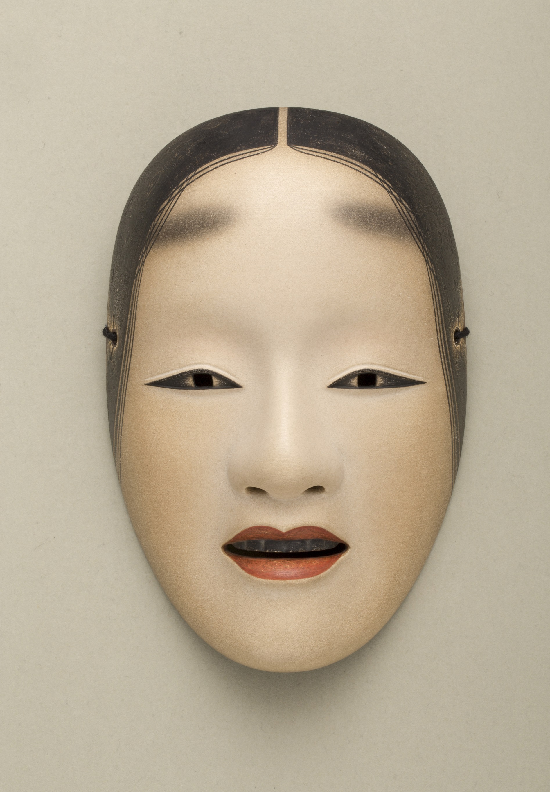 """In the exhibition of Japanese Traditional Performing Art """"Noh"""" hosted by Keio Plaza Hotel Tokyo, the Noh masks and costumes will be on display. (Photo: Business Wire)"""