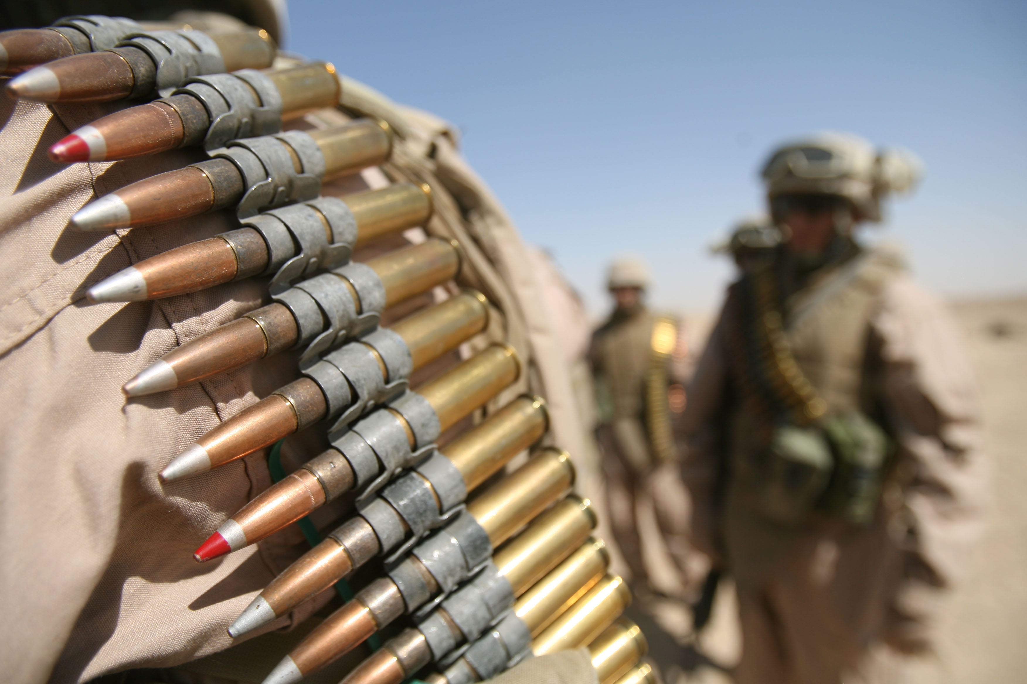 Orbital ATK has received a $76 million order from the U.S. Army for .50 caliber ammunition. (Photo: Business Wire)