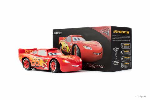 This. Is. Lightning McQueen. (Photo: Disney•Pixar)