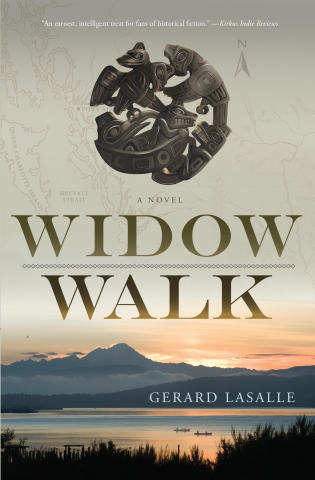 Heyou Media, new media company and content aggregator, options to produce award-winning Pacific Northwest historical saga, Widow Walk by Gerard LaSalle.  (Photo: Business Wire)