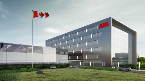 New ABB Canada headquarters in Montreal (Photo: Business Wire)