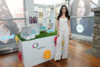 Actress Emeraude Toubia launches P&G's Orgullosa #WeAreOrgullosa initiative to challenge the misconceptions of Latina beauty, Tuesday, May 23, 2017 in New York. P&G brands Crest, Herbal Essences, Olay, Pantene, Secret and Venus sponsor the program. Visit Orgullosa.com for savings and tips on P&G beauty brands. (Photo by Diane Bondareff/Invision for P&G Orgullosa)