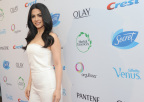 Actress Emeraude Toubia launches P&G's Orgullosa #WeAreOrgullosa initiative to challenge the misconceptions of Latina beauty, Tuesday, May 23, 2017 in New York. P&G brands Crest, Herbal Essences, Olay, Pantene, Secret and Venus sponsor the program. (Photo by Diane Bondareff/Invision for P&G Orgullosa/AP Images)