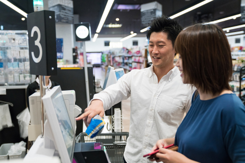 In retail, self-checkout equipment is an important enabling technology – along with technologies such as mobile payments, digital coupons and signage, self-service kiosks and more. (Photo: Business Wire)