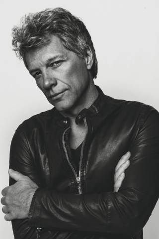 Jon Bon Jovi (Photo Credit: Norman Jean Roy)