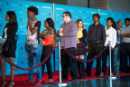 Opportunity Youth - 16-24-year-olds who are not in school or employed - at the Dallas Opportunity Fair on May 19, hosted by the 100,000 Opportunities Initiative™. (Photo: Business Wire)