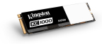 KC1000 NVMe PCIe SSD is over 2x faster than SATA-based SSDs and over 40x faster than a 7200RPM hard-disk drive. (Photo: Business Wire)
