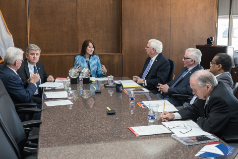 Port Commission of the Port of Houston Authority (Photo: Business Wire)