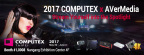 AVerMedia Technologies Inc. will unveil full range gaming and professional video streaming solutions during Computex 2017 at Nangang Exhibition Center 4F (Booth #L0008), May 30 – June 3, 2017. (Graphic: Business Wire)