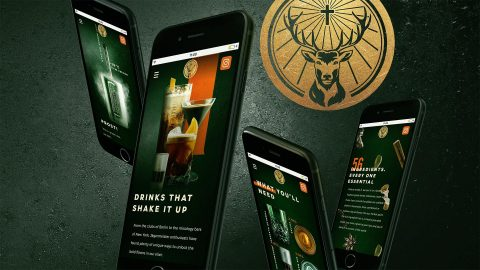 Be the Meister - Introducing Jagermeister.com (Graphic: Business Wire)