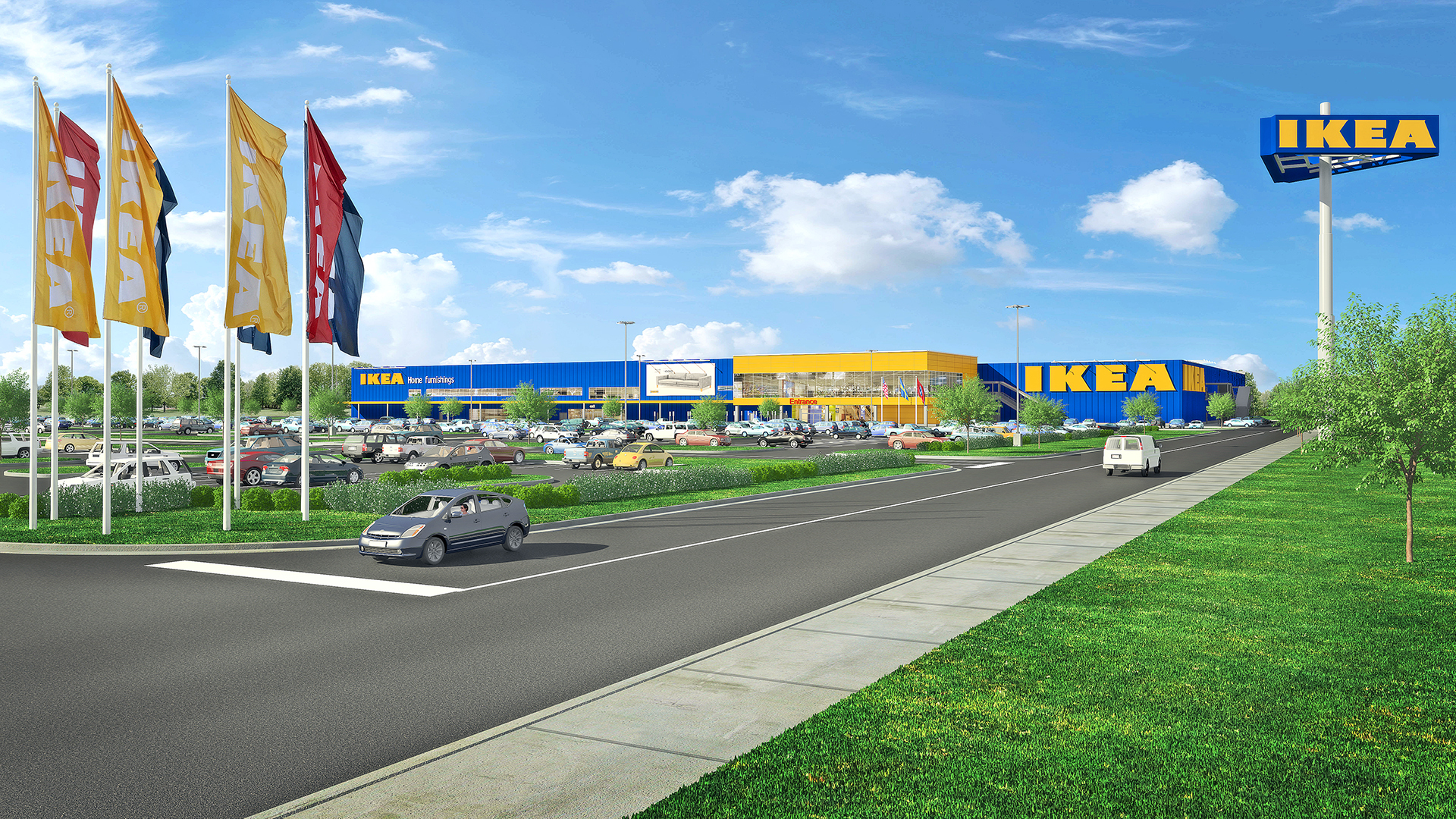 Ikea continues expansion in southeastern u s with plans for Ikea conshohocken pennsylvania
