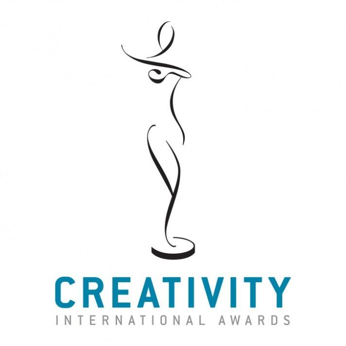 Creativity International Media & Interactive Design Awards (Graphic: Business Wire)