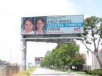 The search for Crystal Tymich, missing from Los Angeles since 1994, continues on National Missing Children's Day with a new digital billboard campaign. (Photo: Business Wire)