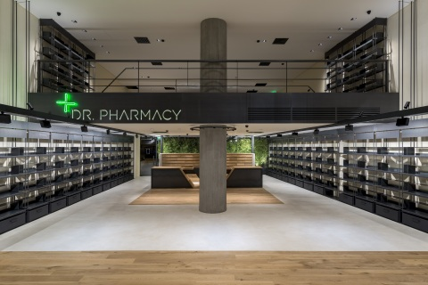 Soraa, the world leader in high-quality LED lighting, announced today that its lamps have been installed at Dr. Pharmacy in Athens, Greece. Photo credit: Panos Kokkinias.