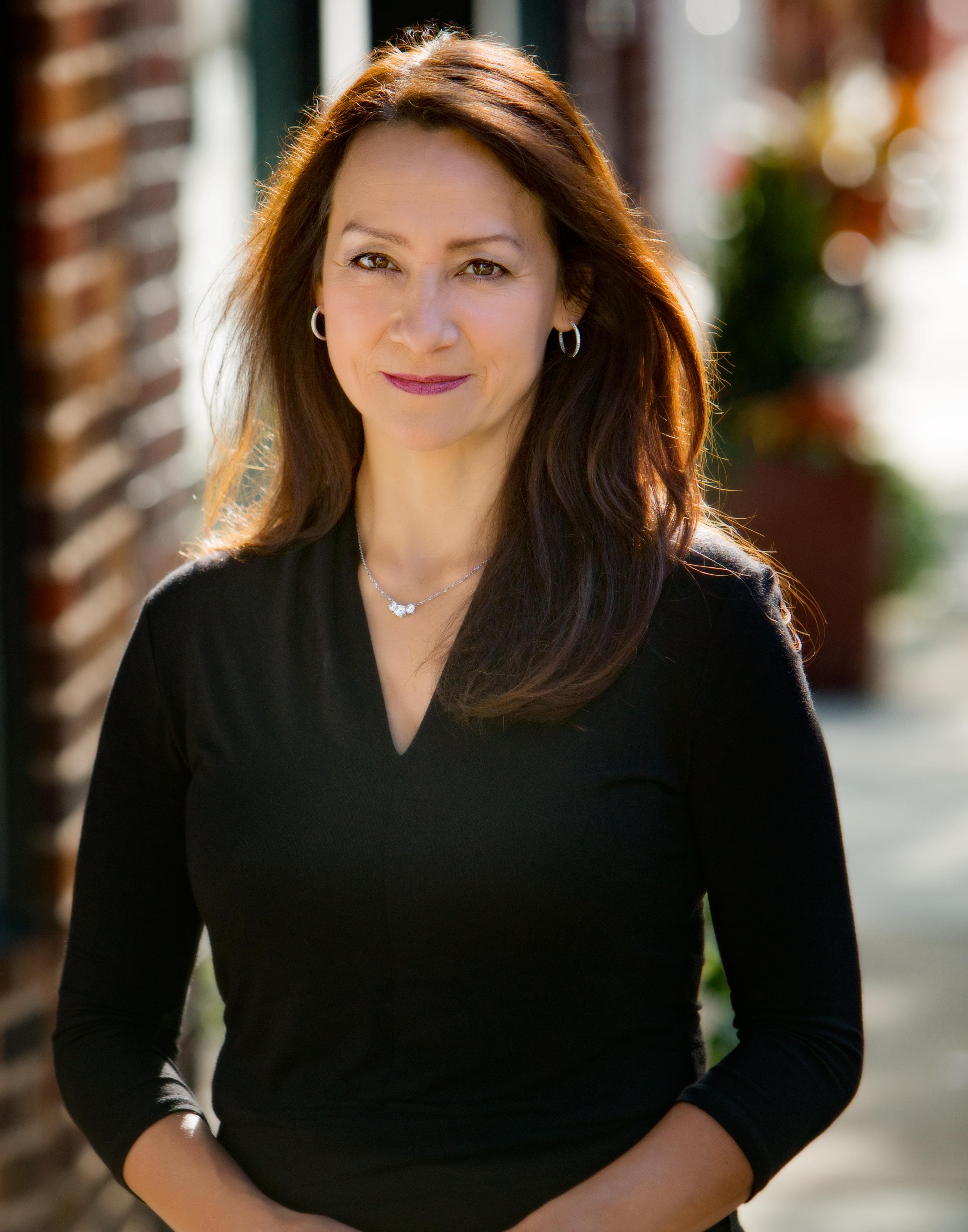 Sandra Rivera, senior vice president and general manager of the Network Platforms Group at Intel Corporation (Credit: Intel Corporation)