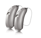 The Moxi Fit R is a receiver-in-canal (RIC) style hearing aid from Unitron, a leading manufacturer of hearing devices. The new hearing aid improves upon the company's award-winning Moxi Fit hearing aid by offering a rechargeable silver-zinc battery solution. (Photo: Business Wire)