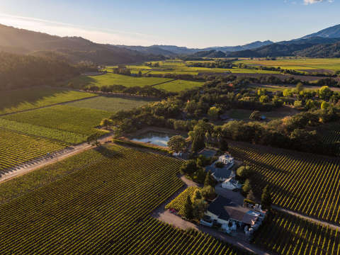 Lot #420 Benessere Vineyards: A Week in Wine Country (Photo: Business Wire)