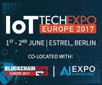 Europe's leading IoT event; the IoT Tech Expo Europe will open its door to 5,000 attendees this week (1-2 June) where it will also host 2 co-located events covering Blockchain and AI. (Photo: Business Wire)