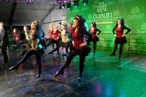 """The Dublin Irish Festival will celebrate 30 years of """"Keepin' It Reel"""" August 4, 5 & 6, 2017 in Dublin, Ohio, USA. (Photo: Business Wire)"""