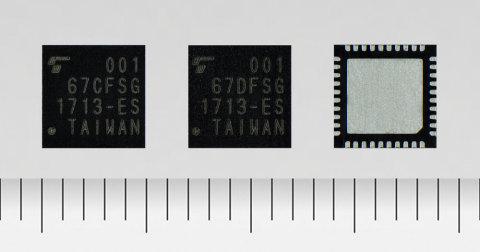 東芝:業界トップクラスの低消費電流性能に加え、セキュリティ機能を強化した新製品「TC3567CFSG」および「TC3567DFSG」 (写真:ビジネスワイヤ)