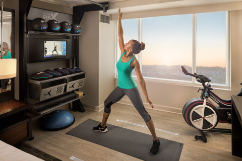 Five Feet to Fitness can provide videos and tutorials for fitness training. (Photo: Business Wire)