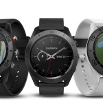 The Approach S60, Garmin's newest GPS golf watch, has a sunlight-readable color touchscreen display and features a sleek new design that's made for everyday use both on and off the course. (Photo: Business Wire)