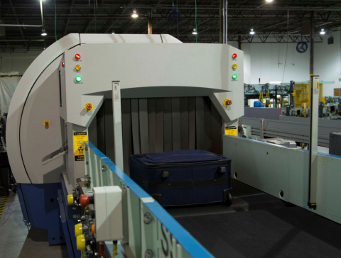 More than 2,000 Smiths Detection CTX hold baggage EDS have been deployed worldwide. (Photo: Business Wire)