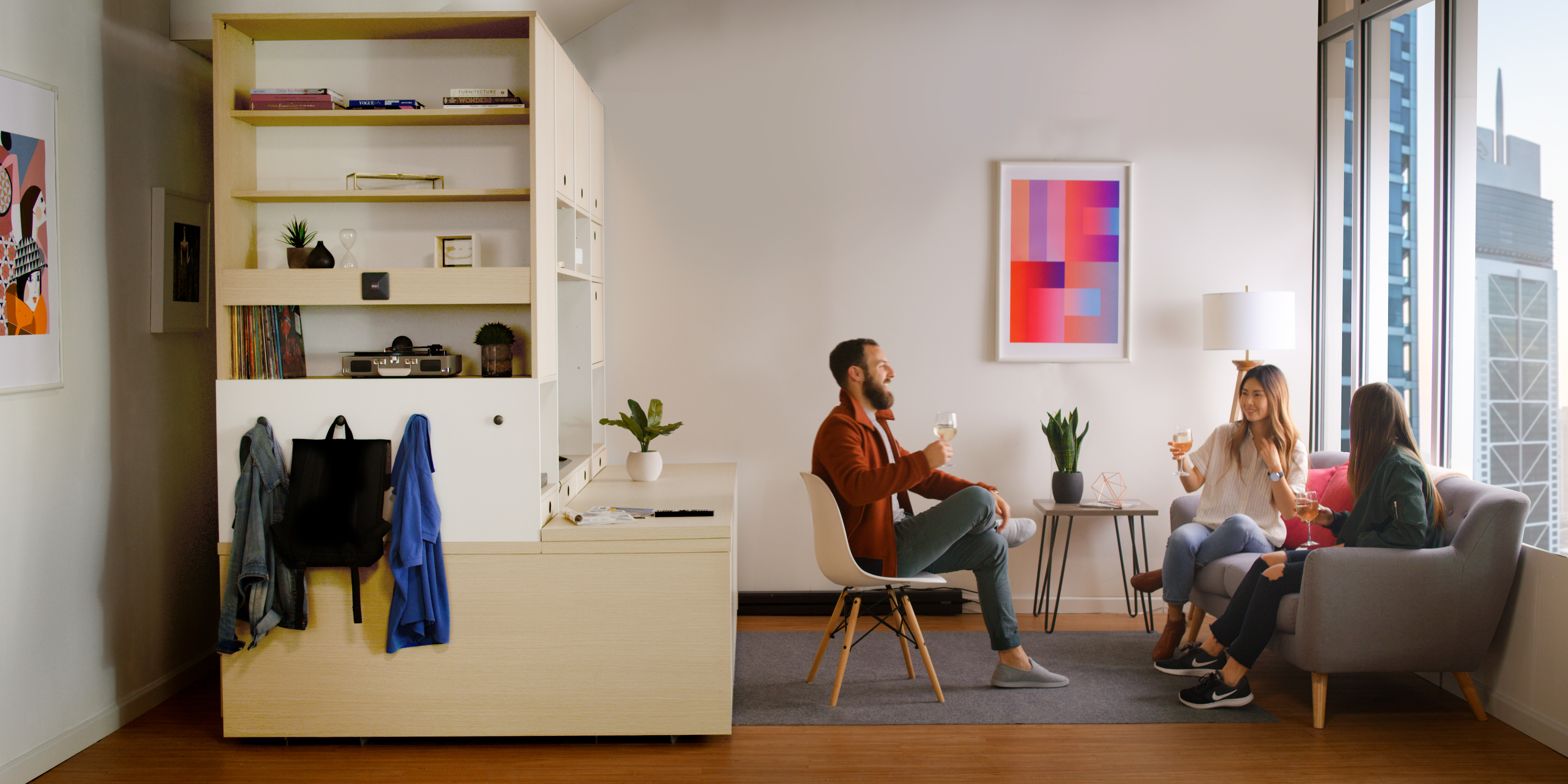 Ori Transforms Urban Living with Launch in Select U.S. and Canadian Cities (Photo: Ori)