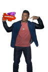 Pictured: Russell Wilson, host of KIDS' CHOICE SPORTS 2017 on Nickelodeon. Photo: Ben Watts / Nickelodeon. c 2015 Viacom International, Inc. All Rights Reserved.