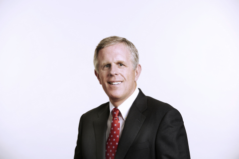 Philip Hawkins, President and Chief Executive Officer, to present at REITWeek 2017 (Photo: Business  ...