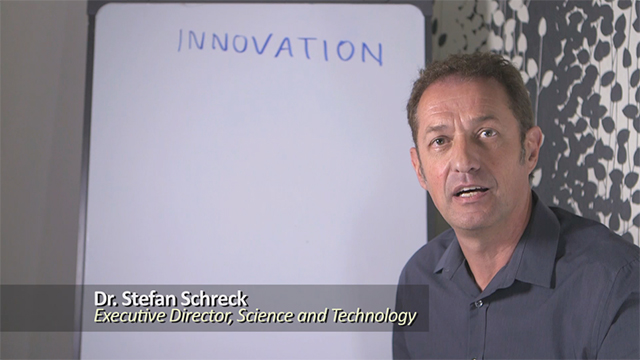 Innovation - Part 1 Dr. Stefan Schreck, Boston Biomedical Associates