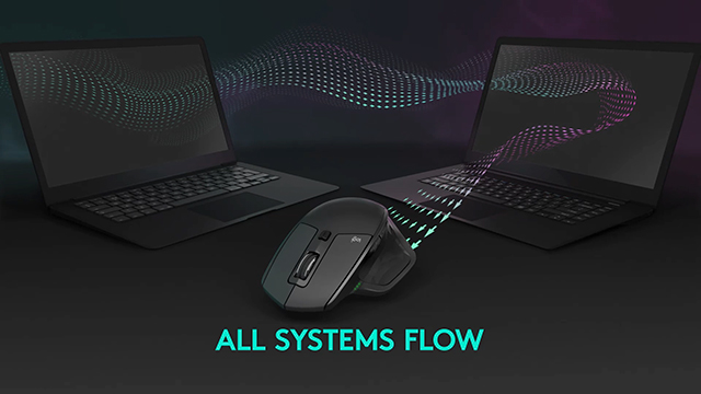Introducing Logitech FLOW: Bringing multi-computer use to a whole new level with two new MX mice and groundbreaking new software
