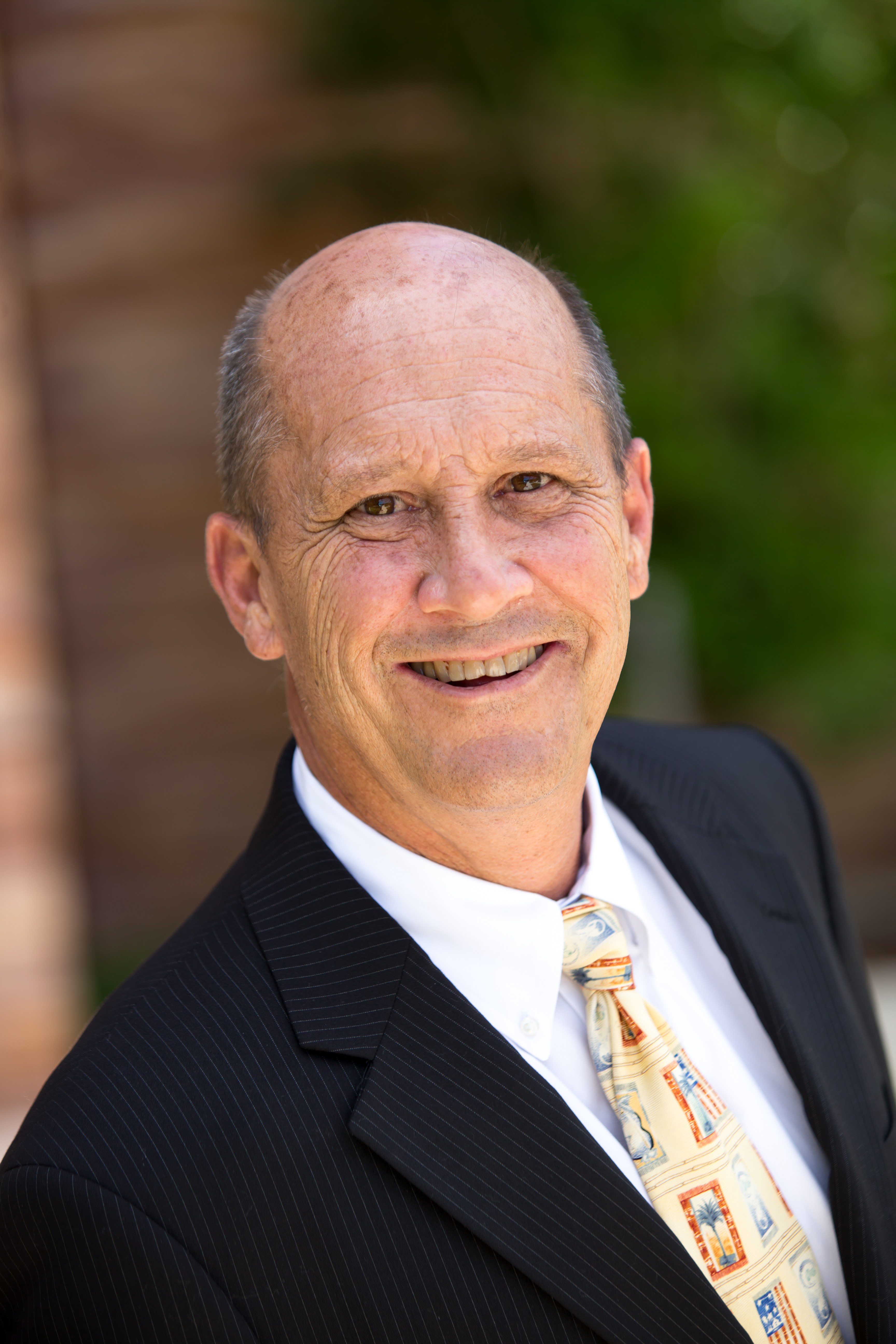 Michael O. Hilton elected to the Conrad N. Hilton Foundation board of directors (Photo: Business Wire)
