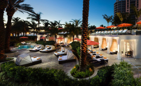 Summer of Temptations kicks off June 1, 2017, with great offers from partners such as the Loews Hotel in Miami Beach. (Photo: Business Wire)