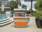 Hestan Outdoor Grill in Citra. (Photo: Business Wire)