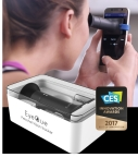Award winning EyeQue Personal Vision Tracker makes vision testing easy, affordable and fun. (Photo: Business Wire)