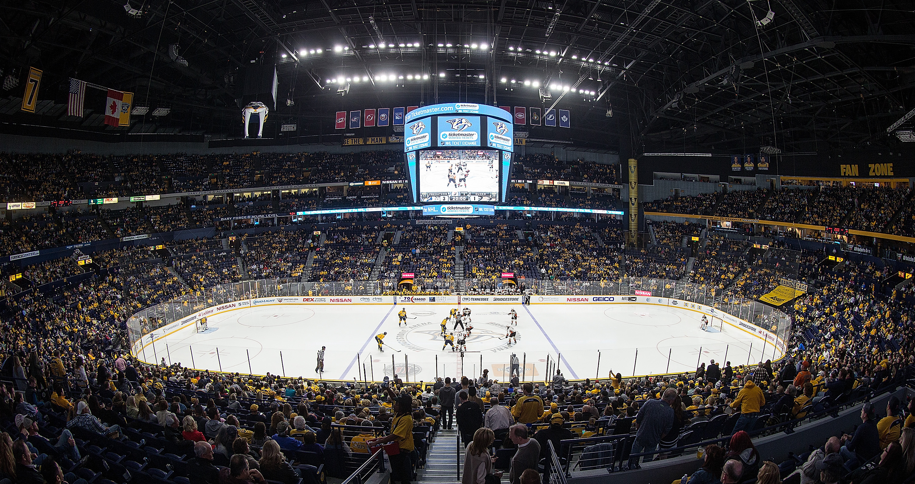 Three of the Four Professional Hockey Ch&ionship Venues Illuminated with Eatonu0027s Advanced LED Lighting and Controls System | Business Wire & Three of the Four Professional Hockey Championship Venues ...