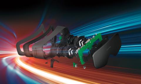 Image of Elf VR courtesy of Kopin Corporation