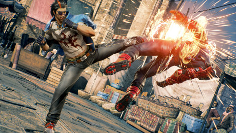 TEKKEN 7 (Graphic: Business Wire)