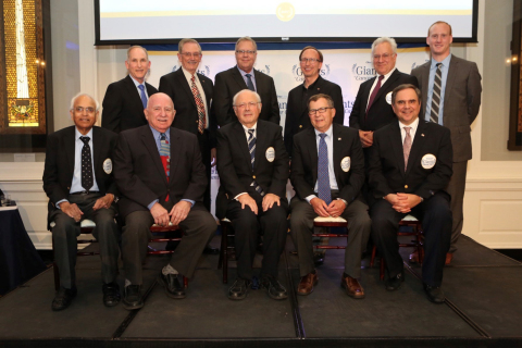 2017 Class of Giants of Cancer Care®